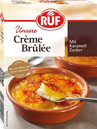RUF Creme Brulee, 12er Pack (12 x 95 g Packung)