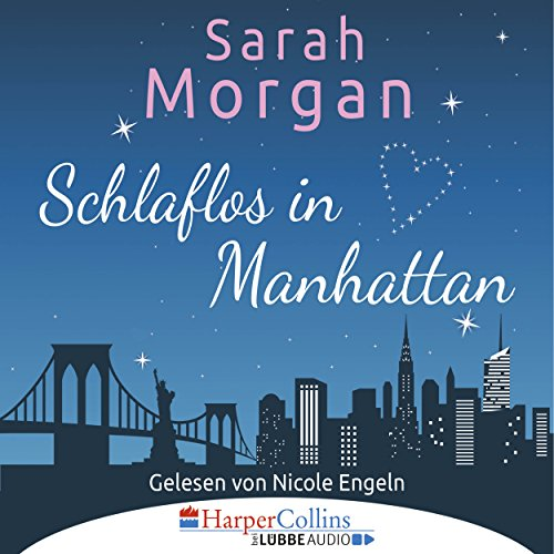 Schlaflos in Manhattan audiobook cover art