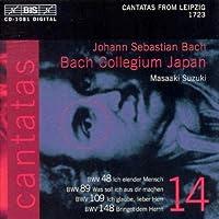 Bach: Cantatas-Vol. 14 (2001-09-25)