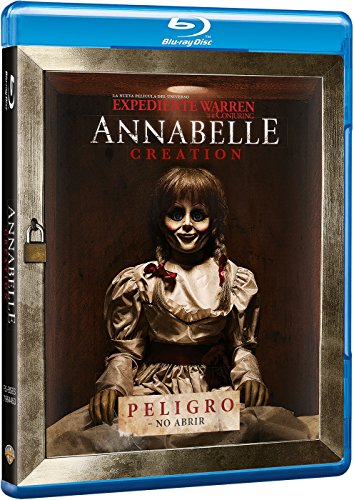 Annabelle (Creation) Blu-