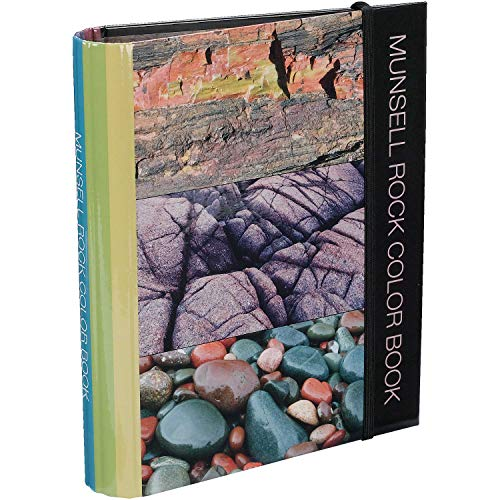 Munsell Rock Book of Color (M50315B)