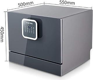 STBD-Mini Lavavajillas, Canasta De Reemplazo De Lavavajillas, 6 Posiciones Energy Star Lavavajillas De Sobremesa Empotrado Para El Hogar Programa De Lavado Top Ten 25 Minutos De Lavado RáPido