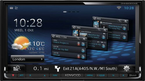 Kenwood DNN9230DAB - Navegador GPS