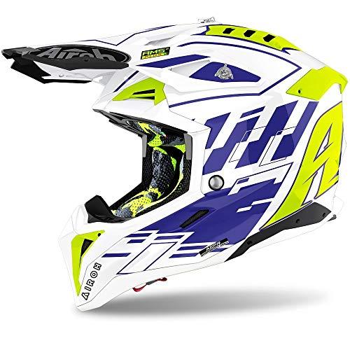 Airoh Unisex-Adult AV3 Helmet, RAM18, M