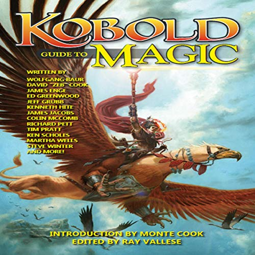 Kobold Guide to Magic cover art