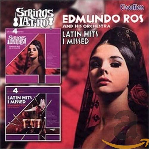 Strings Latino/Latin Hits I Missed