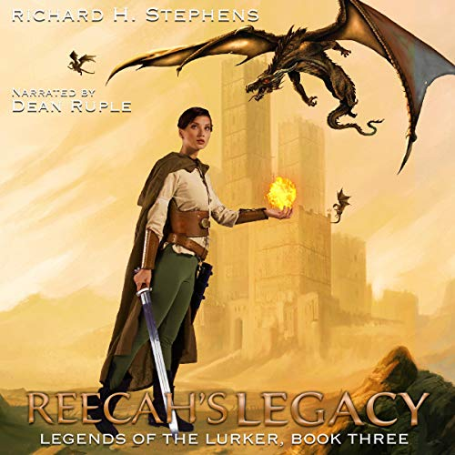 Reecah's Legacy: Epic Fantasy Series Audiobook By Richard H. Stephens cover art