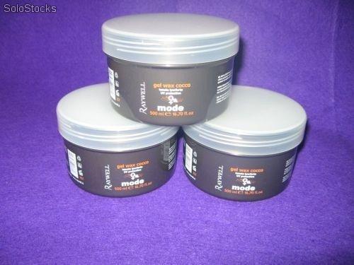 Gel Wax Cocco 500 ml x 3 unid Pak de 3 Unidades