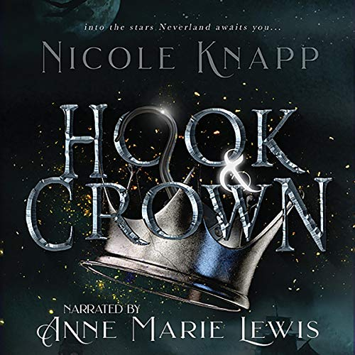 Hook & Crown audiobook cover art