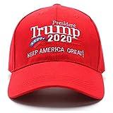 Keep America Great Baseball Cap Donald Trump Hat 2020 Red