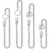 llaves beige Cadena de seguridad de 45/cm para carteras marr/ón etc Colores negro