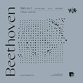"Beethoven: Trio No. 7 in B-Flat Major, Op. 97 ""Archduke"": I. Allegro moderato"