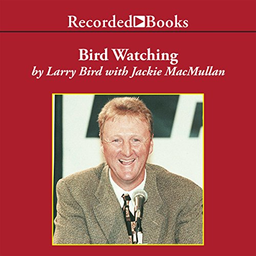 Bird Watching audiobook cover art