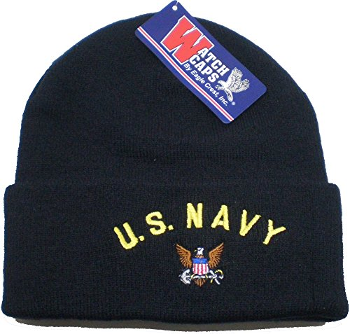 US Navy Knit Cap for Men and Women Military Hats United States Navy Collectibles