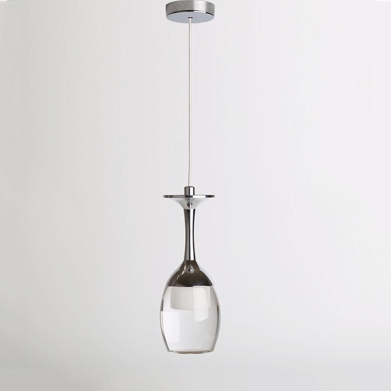 Moderne Einfache LED Kronleuchter Tasse Form Acryl Kunst Personalisierte Restaurant Wohnzimmer Cafe Deckenleuchte Warm (design   A)