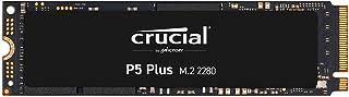 Crucial P5 Plus 500GB SSD PCIe Gen 4 (最大転送速度 6,600MB/秒) NVMe M.2 (2280) 内蔵 5年保証 CT500P5PSSD8JP国内正規保証品