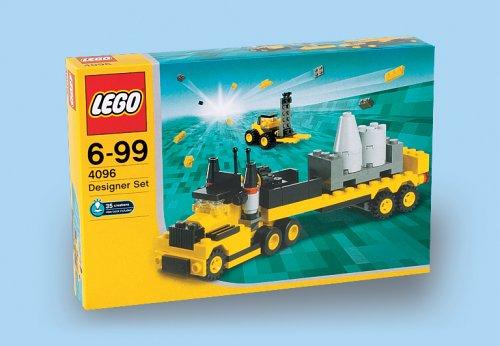LEGO Designer Set 4096 - Mini-Fahrzeuge-Set