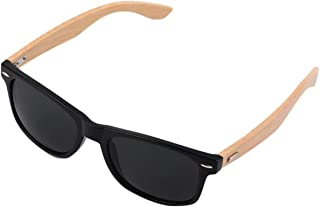683735285c Lorenlli Moda Con Estilo Hombres Mujeres Gafas de Sol de Bambú de Cristal  Retro Vintage Lens
