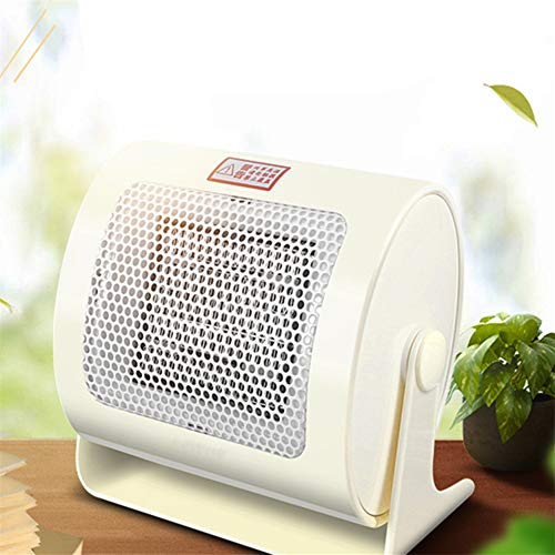 Check Out This H Compact Quiet Space Heater, Thermostat, Built-in Handle Design, Overheat Protection...
