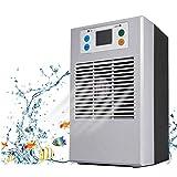 Enfriador de agua para acuarios, Máquina de enfriamiento para acuarios, Enfriador para peceras, Refrigeración por semiconductores Sistema de enfriamiento de temperatura constante para peceras
