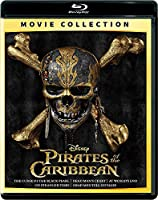パイレーツ・オブ・カリビアン ブルーレイ 5ムービー・コレクション [Blu-ray]