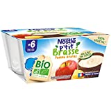 100% végétal (1) Sans sucres ajoutés (3) Sans colorant (2) et sans conservateur (2) (1) Ne contient pas d'ingrédients d'origine animale (2)Conformément à la réglementions sur les aliments pour bébés (3)Contient de sucres naturellement présents