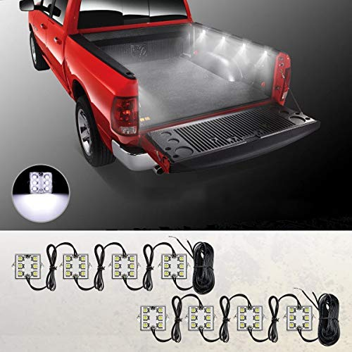 Partsam LED Truck Bed Light Strips