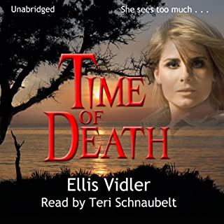 Time of Death     The McGuire Women, Book 2              By:                                                                                                                                 Ellis Vidler                               Narrated by:                                                                                                                                 Teri Schnaubelt                      Length: 7 hrs and 55 mins     22 ratings     Overall 4.4