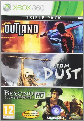 Beyond Good And Evil + Outland + From Dust - Compilación