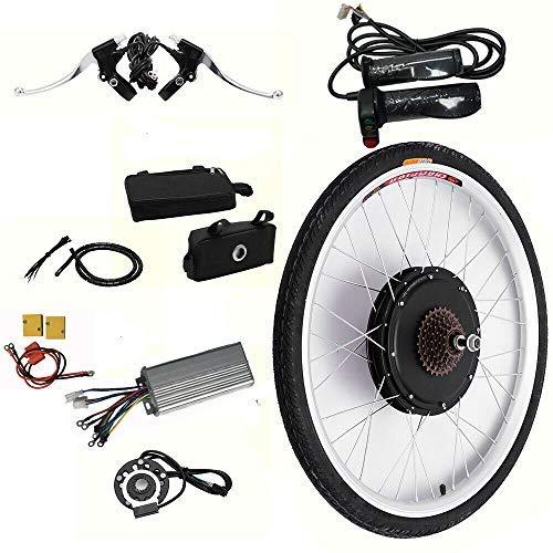 Kit de conversion de vélo électrique 48 V 1000 W 26' (26')