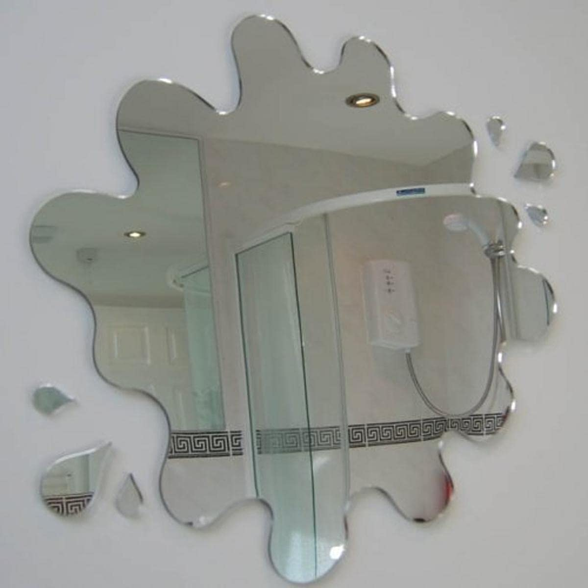 Super Cool Creations Puddle Mirror Mirrors with Gorgeous 20cm ...