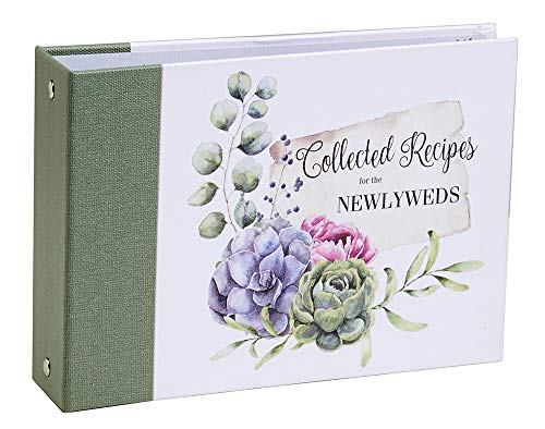 Meadowsweet Kitchens Recipe Card Organizer for Newlyweds