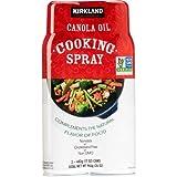 Kirkland Signature Canola Oil Cooking Spray, 34 Ounce
