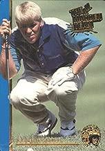 John Daly trading card (Golfer Golf Arkansas Razorbacks) 1992 Action Packed #51