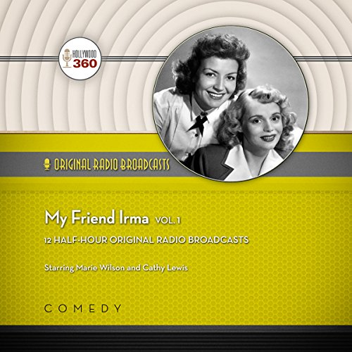 My Friend Irma, Vol. 1 audiobook cover art