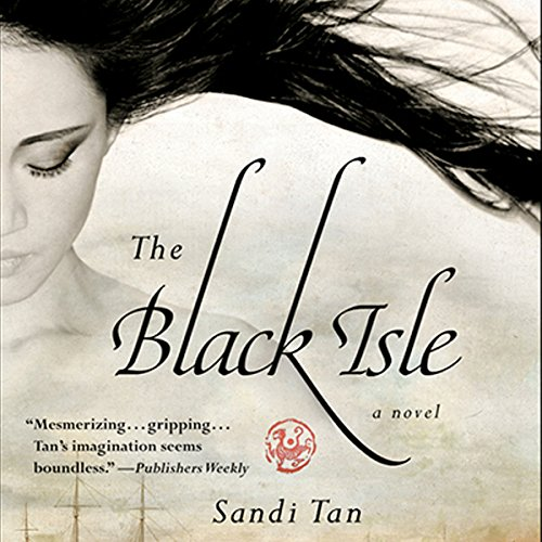 The Black Isle audiobook cover art