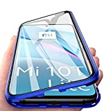 Ellmi Case Compatible with Xiaomi Mi 10T Lite, Magnetic