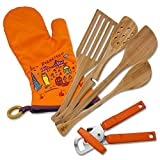 Left-handed Only from Lefty's Kitchen Tool Set Includes Left-handed...