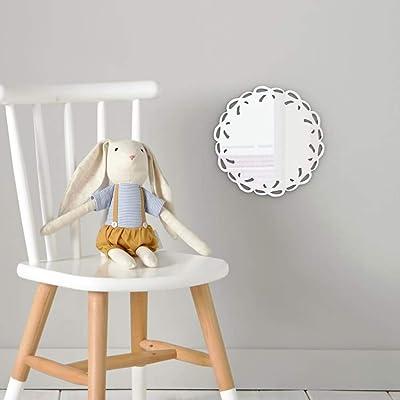 Amazon.com: Feitengtd Decoración del hogar, 3D espejo ...