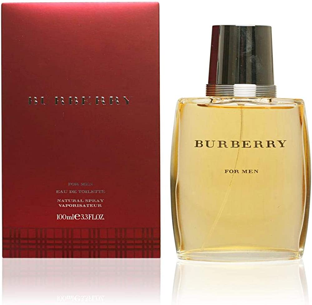 Burberry for men,eau de toilette per uomo,30 ml 126159