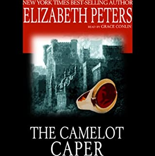 The Camelot Caper  cover art