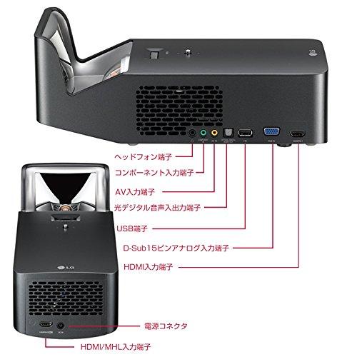 LG(エルジー)『PF1000UG』