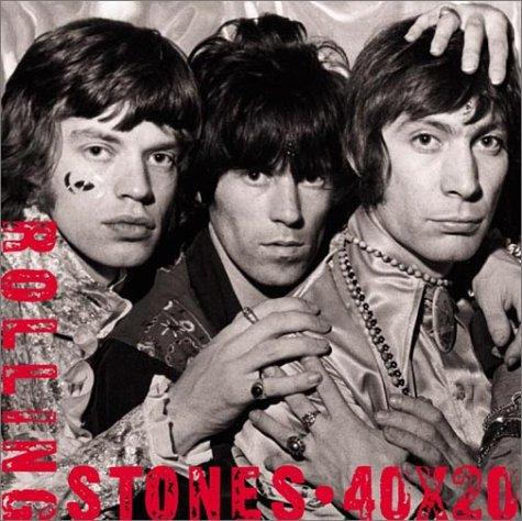 Rolling Stones: 40 X 20