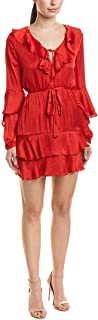 Bardot womens DONNA TIERED DRESS Special Occasion Dress