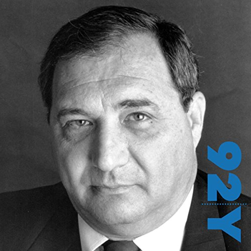 92nd Street Y State of World Jewry Lecture Featuring Abraham Foxman cover art