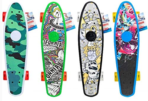 Globo Cm55 Skateboard LED