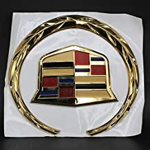 cadillac gold grill