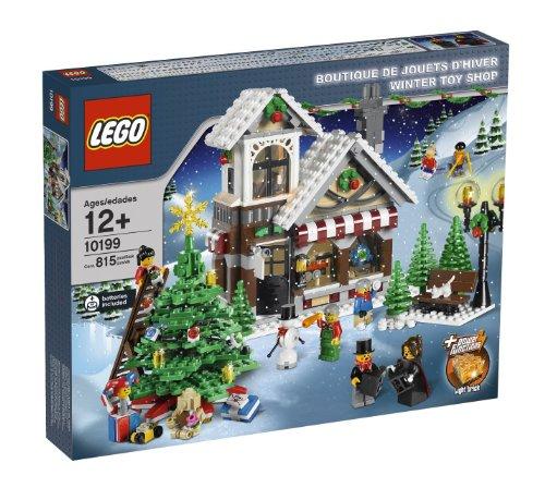 LEGO 10199 - Weihnachtlicher Spielzeugladen