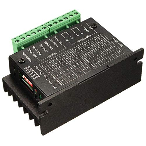 Goedkoopste CNC Single Axis 4A TB6600 24 Fase Hybride Stepper Motor Drivers Controller Nieuwe