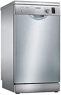 comprar comparacion Bosch SPS25CI05E Independiente 9cubiertos A+ lavavajilla - Lavavajillas (Independiente, Acero inoxidable, Estrecho (45 cm)...
